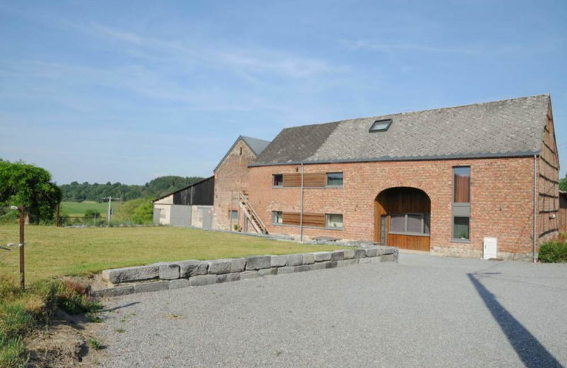 Group accommodation Le Grange de Marcel