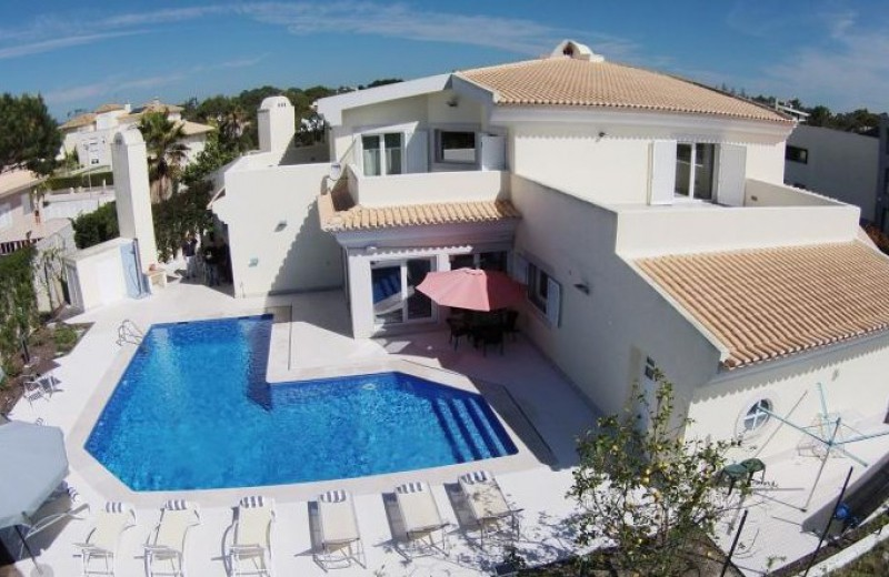 Holiday homes at the Costa de Lisboa with a privat pool