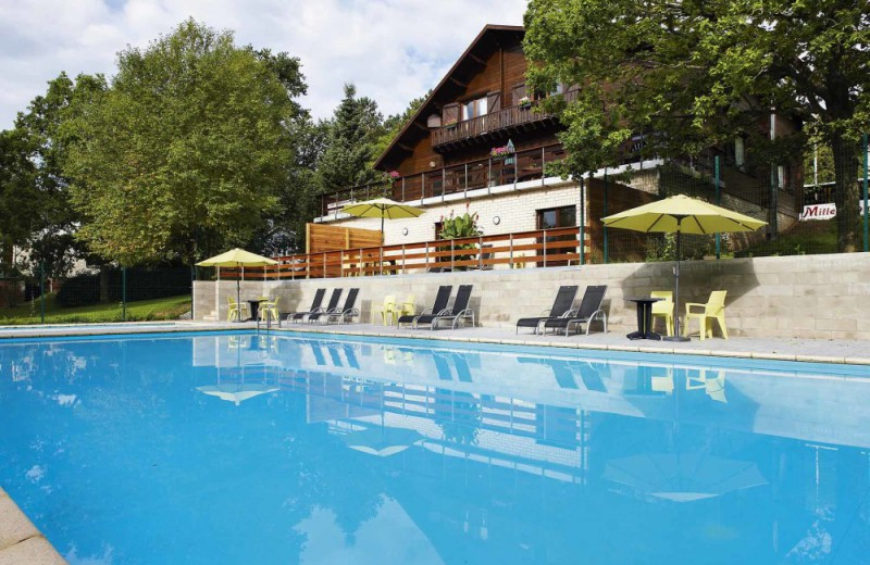 Group accommodation Thalass Haut