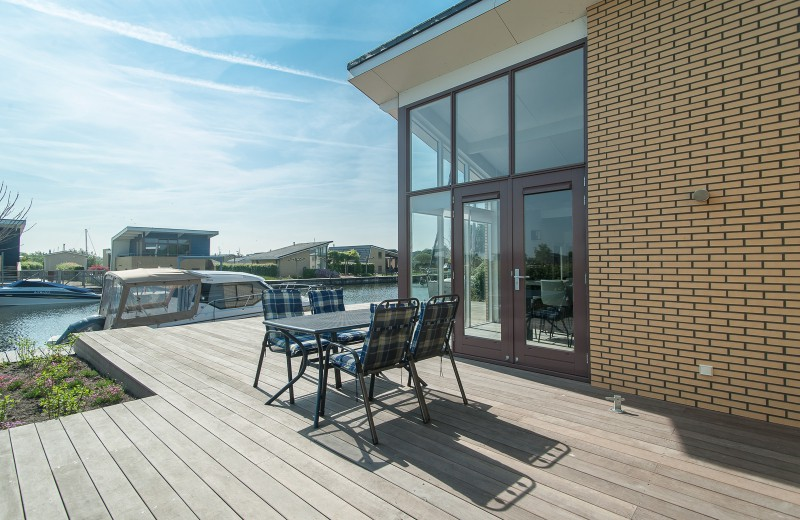 Holiday homes in the Netherlands with a boat mooring