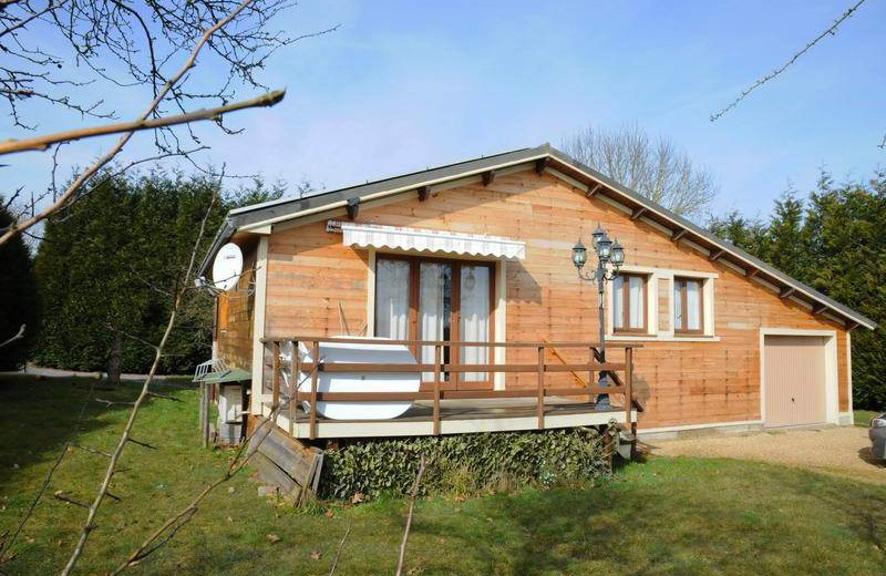Holiday home Aux 4 lanternes