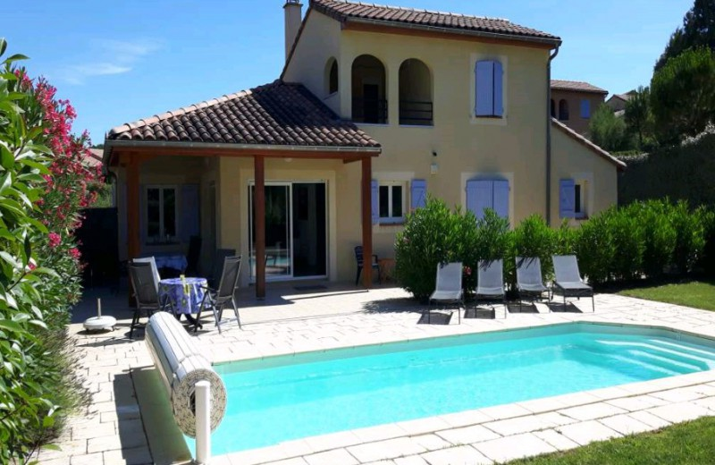 Holiday home Aux Lions