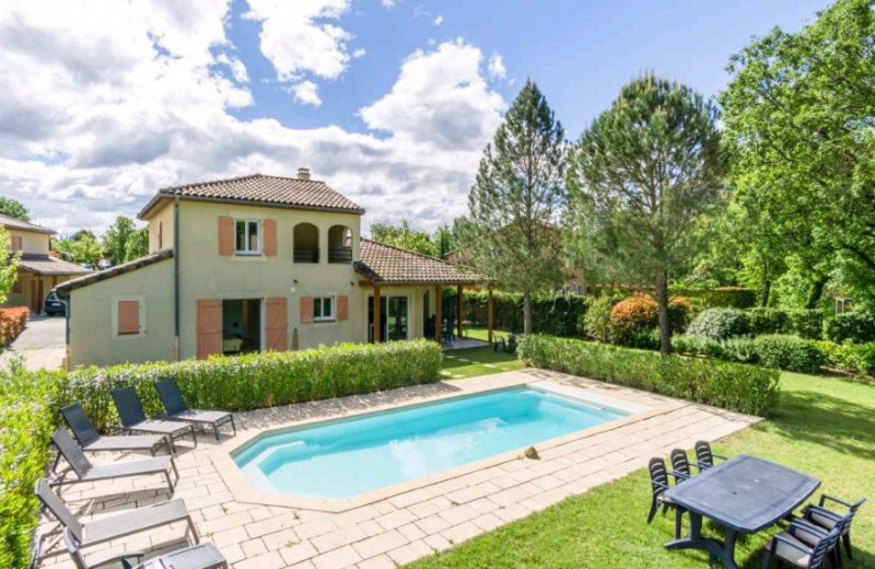 Holiday home Domaine Rives 44