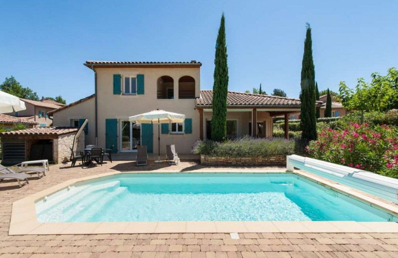 Holiday home Ardèche with private pool